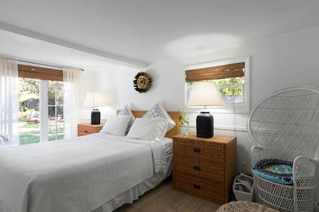 Charming Florida cottage  close to beach . - Delray Beach - House