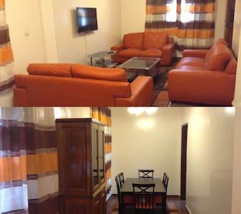 Appartment meublé avec tout le confort - Apartemen