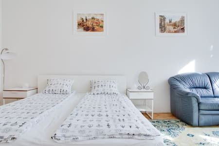 STAY in CENTER of PRAGUE with SUPERHOST! - Apartment