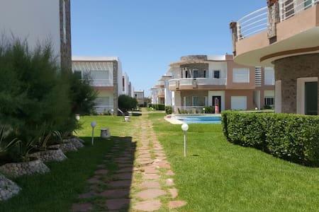 Résidence balnéaire à 30 Km de Casablanca - Apartment