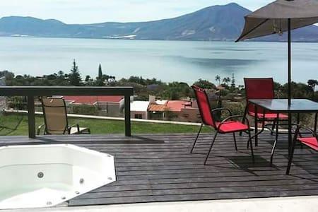BEST VIEW OF CHAPALA LAKE - Huis