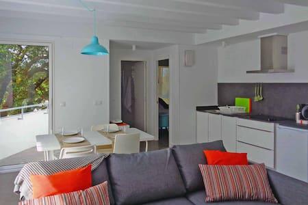 SOMO.  ESTUDIO SUR - APARTAMENTOS MONTESOMO - Cantabria - Apartamento