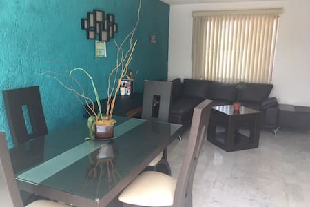 Private Room nearby Plaza del Sol & Expo GDL - Appartement