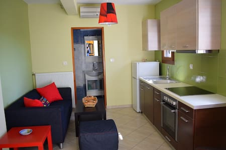 Modern apartment 100 meters from the sea - Appartement