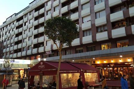 Apartamento en el centro de Oviedo - Oviedo - Apartamento