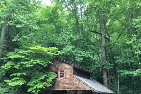 Tree House Studio - Asheville - Chalet