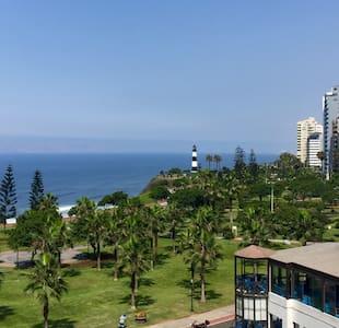 Miraflores Ocean view - Miraflores - Apartment
