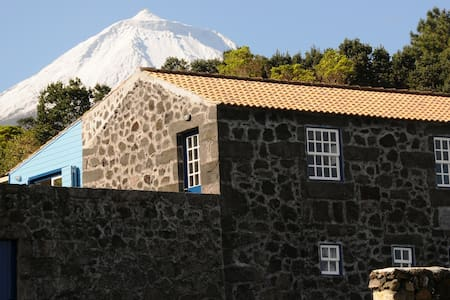 Casa das Portas do Mar - S. Roque do Pico - Azores - S.Roque do Pico - Villa