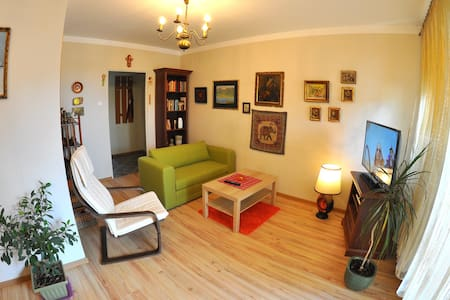 Cozy apartment in Tarnów free WiFi - Apartemen