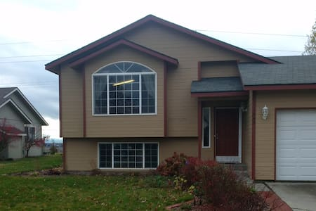Two story home near Coeur D'Alene and Spokane - Post Falls - Casa