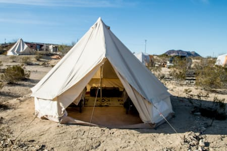 NEW Large Tent - 2 Beds - Stars! - Terlingua - Tente
