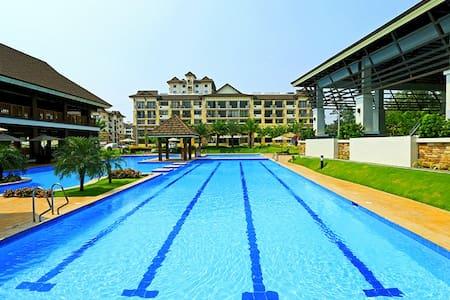 Resort Inspired BRAND NEW Condo - Cebu City - Apartamento