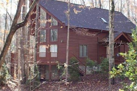 Brookside Cabin - Travelers Rest - Hus