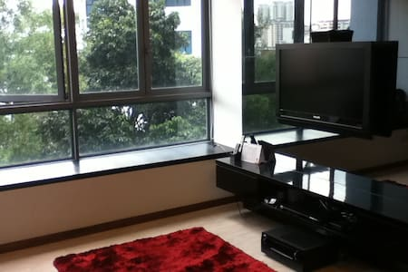 Lovely, quiet 1bdrm condo near Holland and Orchard - Singapour - Lyxvåning