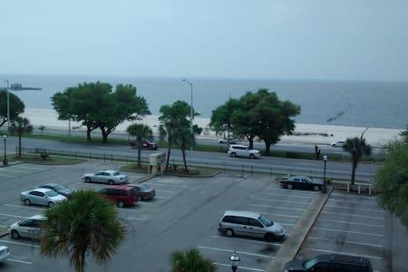 Amazing Beachview Close to Downtown - Biloxi - Ortak mülk