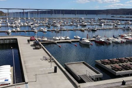 New cosy apartment on Vejle Marina - Appartement