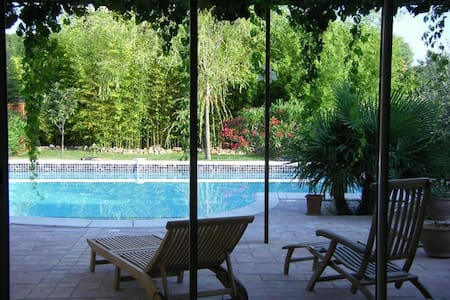 Belle villa avec piscine - House
