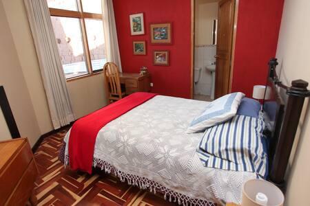 LA CASA DE FELCIE FAMILIAR  MATRIMONIAL ROOM - House