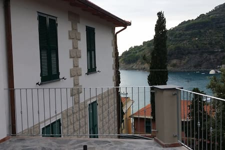 Vista stupenda... in paese! - Appartement