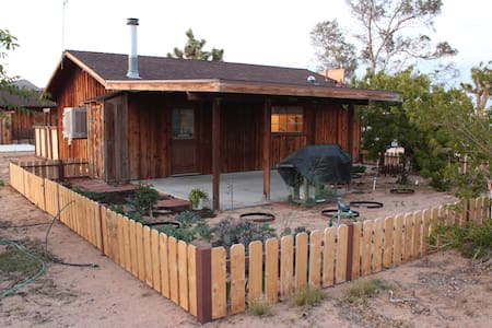 Hi Desert Nature Retreat - Landers - Cabane