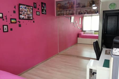 A lady 7days minimum stay in Cosy room - Singapur - Bed & Breakfast