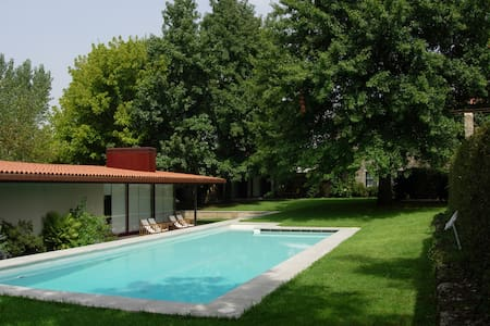 Farmhouse with private pool - Louro