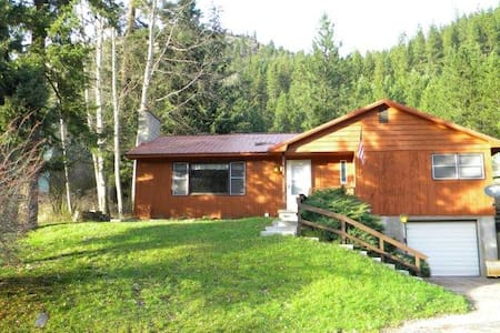Spacious & Beautiful Mountain Views - Mullan - House