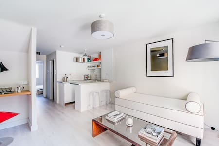 Luxury apartment in the heart of Southsea - Apartament
