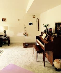 1BD Apartment, Full bath, Gym,Pool, Piano - アパート
