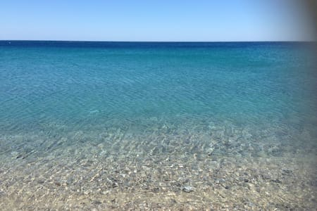 comoda villetta a 50mt dal mare - Montepaone Lido - House