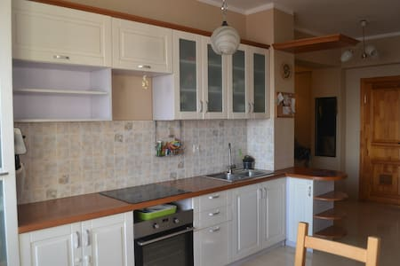 Cozy, homy, quiet, lovely apartment in central UB - Ulaanbaatar - Apartment