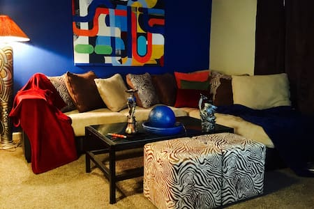 Cozy apartment, Downtown; GREAT LOCATION!!!! - Atlanta - Wohnung