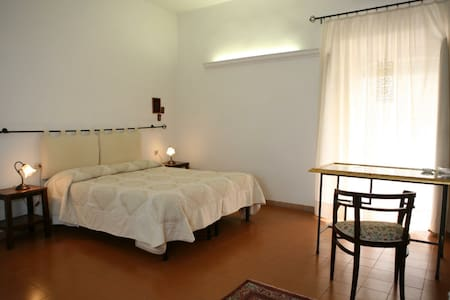FIRST B&B OPEN IN  TARQUINIA