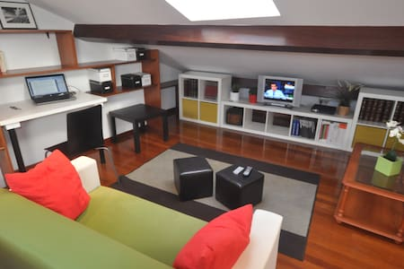 Cozy under-roof, Long-term prices - Wohnung