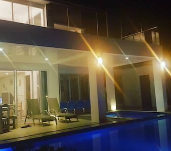 A private resort in Sampaloc, Tanay - House