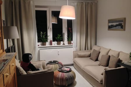 nice and cosy flat