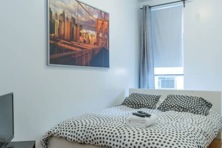 Lovely East Village Apartment