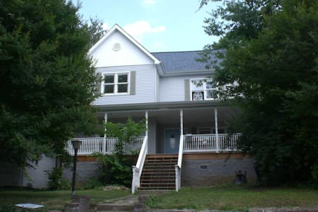 Charming Victorian house - Harriman - Dom