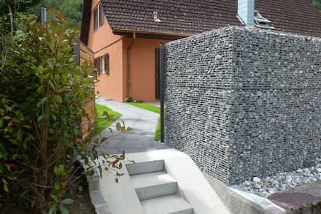 Appartement 90M en duplex terrasse - Wohnung