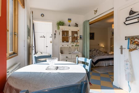 Le Nid , fully equipped  studio  - Matignon - Apartment