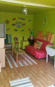 Studio agréable 5km Auxerre+piscine - Quenne - Wohnung