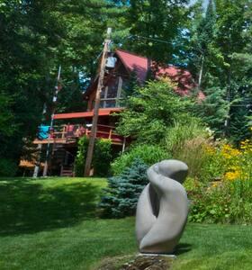 Kamanik Guest House (Ottawa). - Val-des-Monts