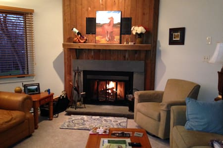 Cozy Private 2BR Walkout on 18th Tee Devils Knob - Roseland