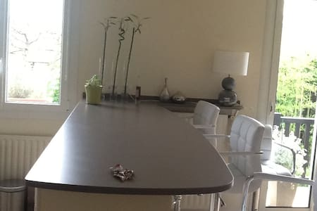 Chambre individuelle  dans appartement - Lejlighed