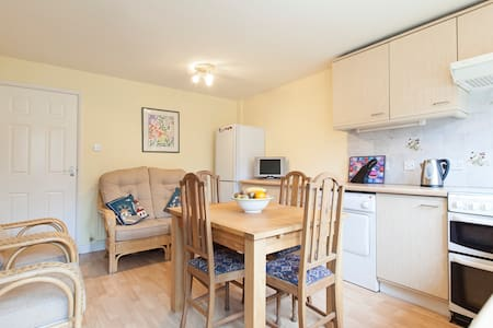 Cafe life and countryside,twin room - Harrogate - Casa
