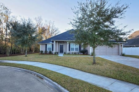 Luxury home, Great location, Quiet! - Jacksonville