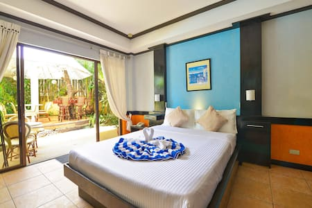 Quiet & Cozy Apartment nr. White Beach w. Pool/Bar - Malay - Villa