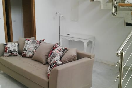 New high standing furnished loft - Çatı Katı