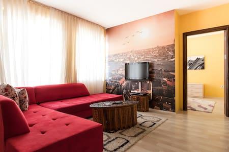 ÇANKAYA RESIDENCE 16 - Apartamento