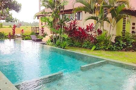 Superb Views Villa Twilight Ubud